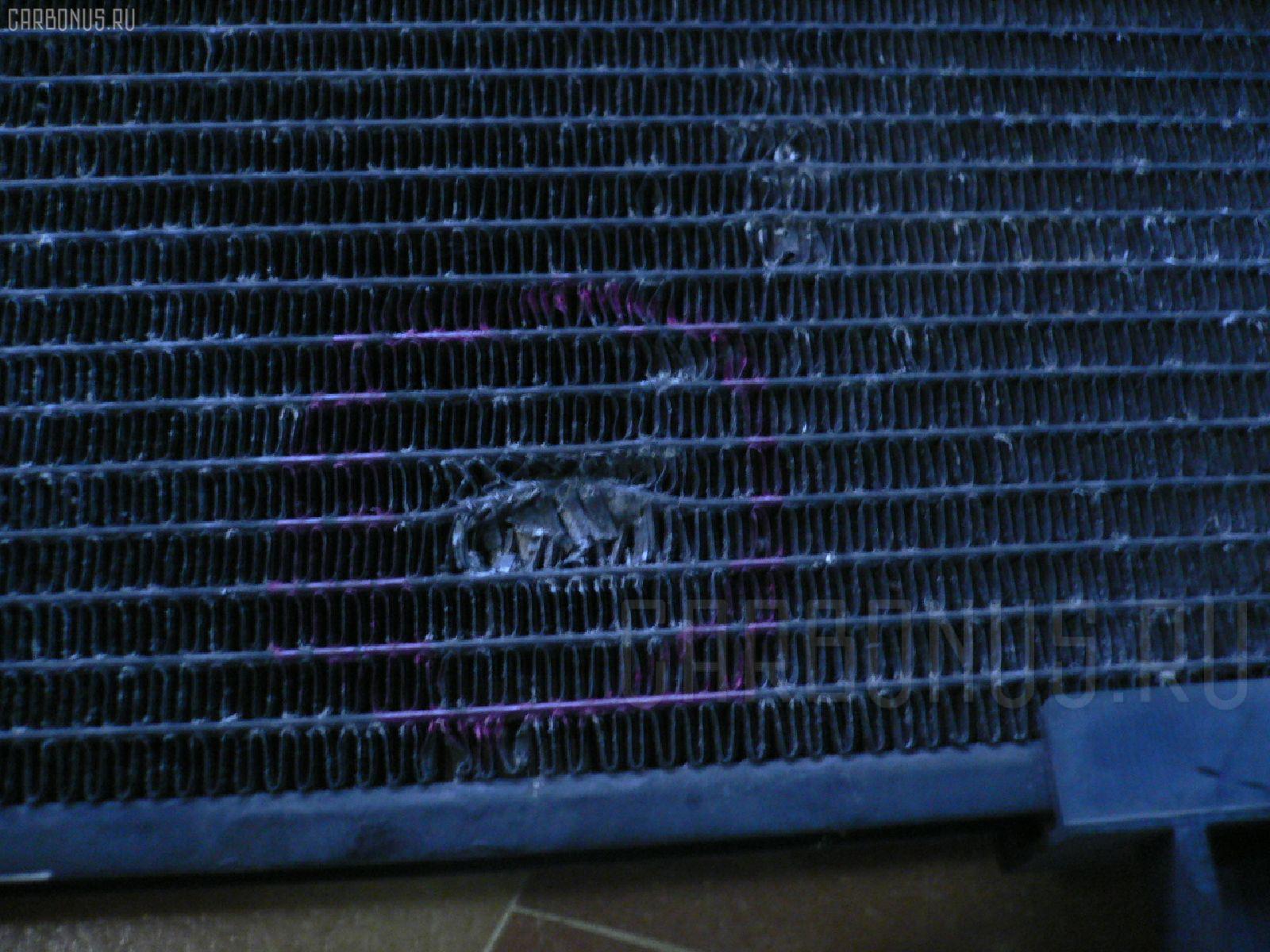 Радиатор кондиционера TOYOTA VITZ SCP90 2SZ-FE Фото 6