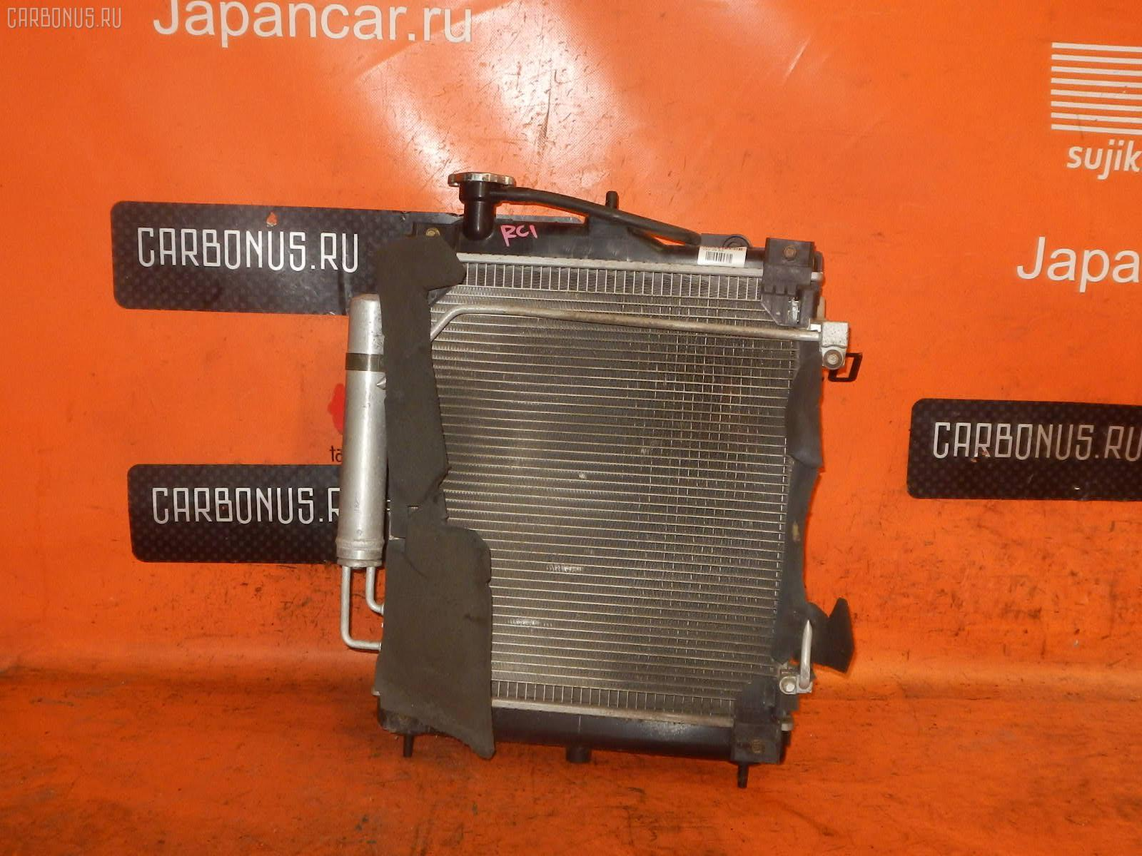 Радиатор ДВС SUBARU R2 RC1 EN07 Фото 1