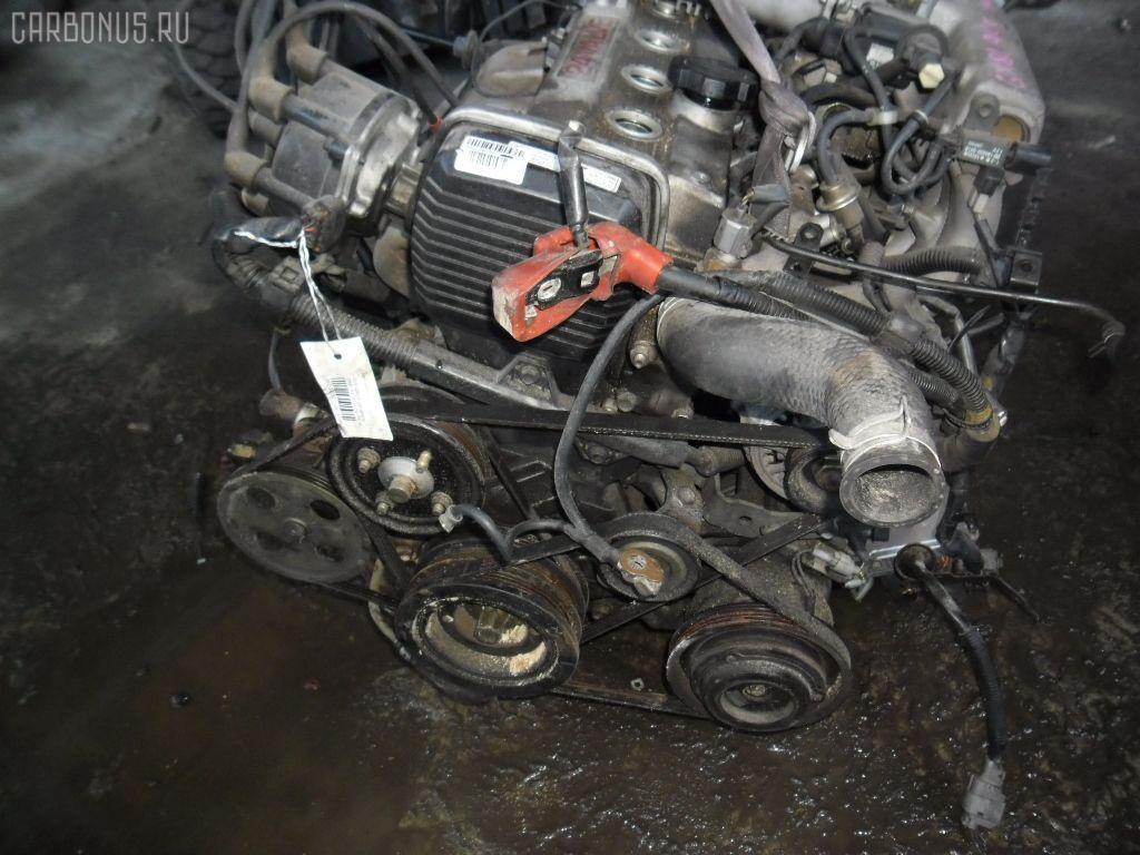 Двигатель TOYOTA CRESTA GX81 1G-FE. Фото 7