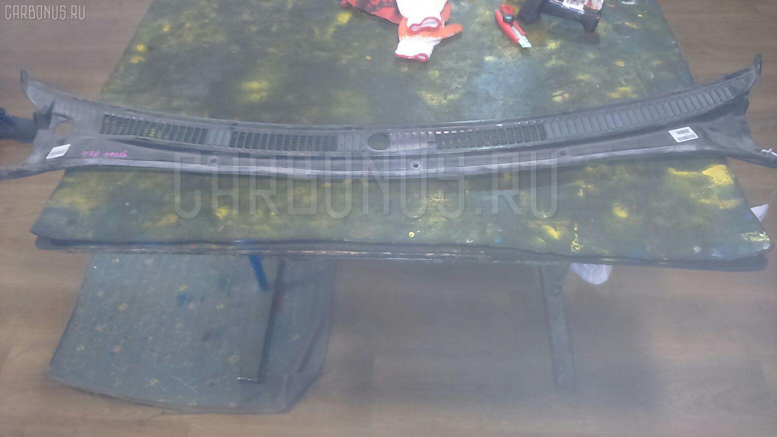 Решетка под лобовое стекло Toyota Corona exiv ST200 Фото 1