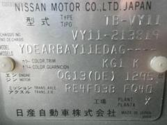 Балка под ДВС Nissan Ad van VY11 QG13DE Фото 2