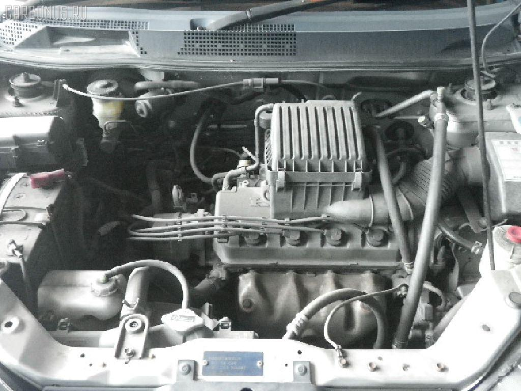 Порог кузова пластиковый ( обвес ) HONDA HR-V GH1 Фото 3
