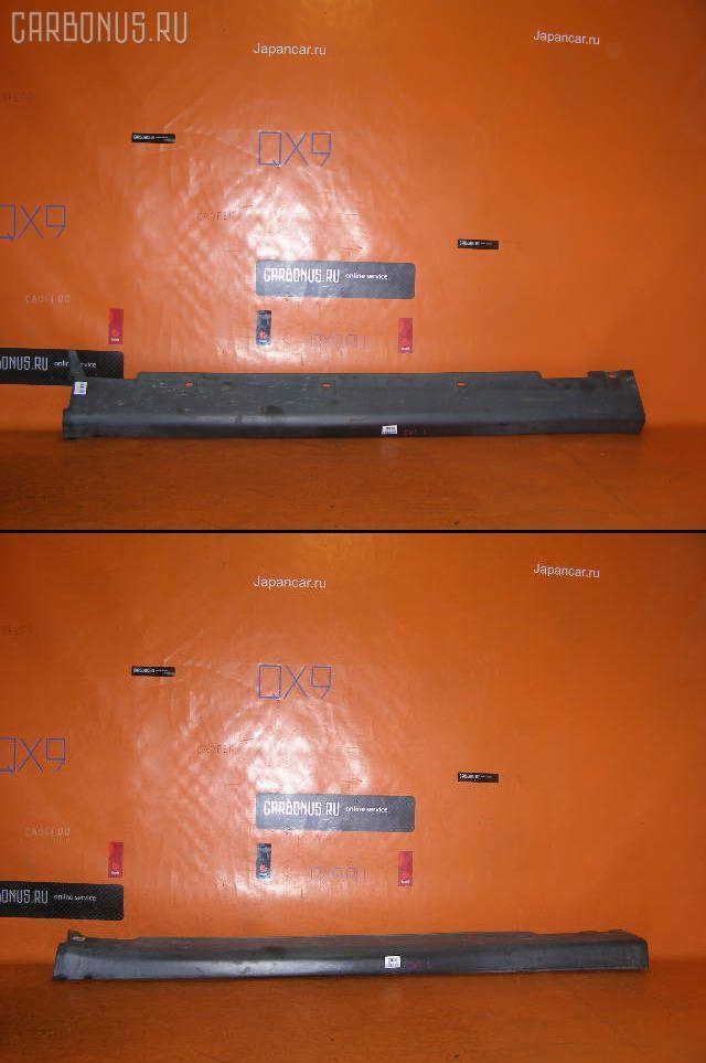 Порог кузова пластиковый ( обвес ) HONDA HR-V GH1 Фото 1
