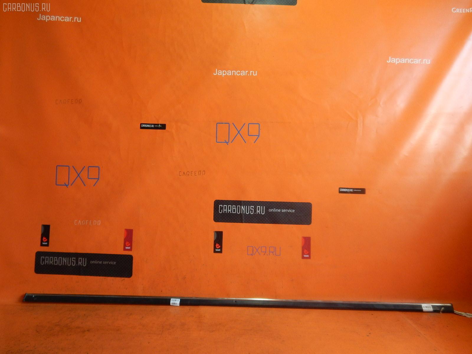 Накладка на порог салона TOYOTA CRESTA SX80 Фото 1