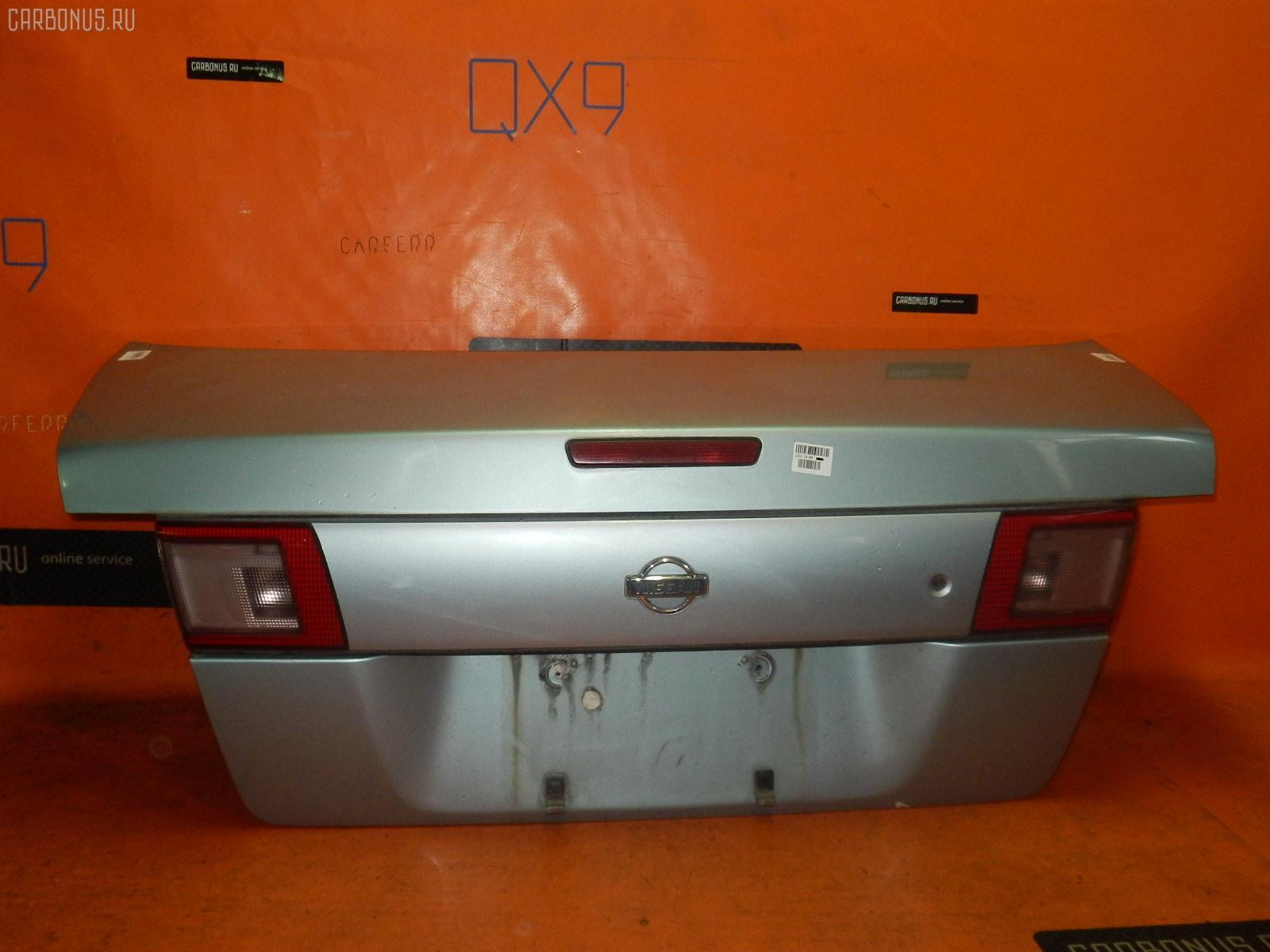 Крышка багажника NISSAN SUNNY FB14 Фото 1