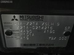 Решетка бамперная MITSUBISHI COLT Z21A Фото 2