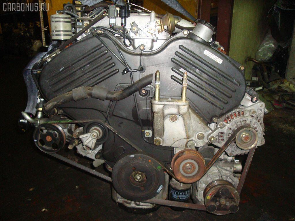 Двигатель MITSUBISHI DIAMANTE F36A 6G72. Фото 8