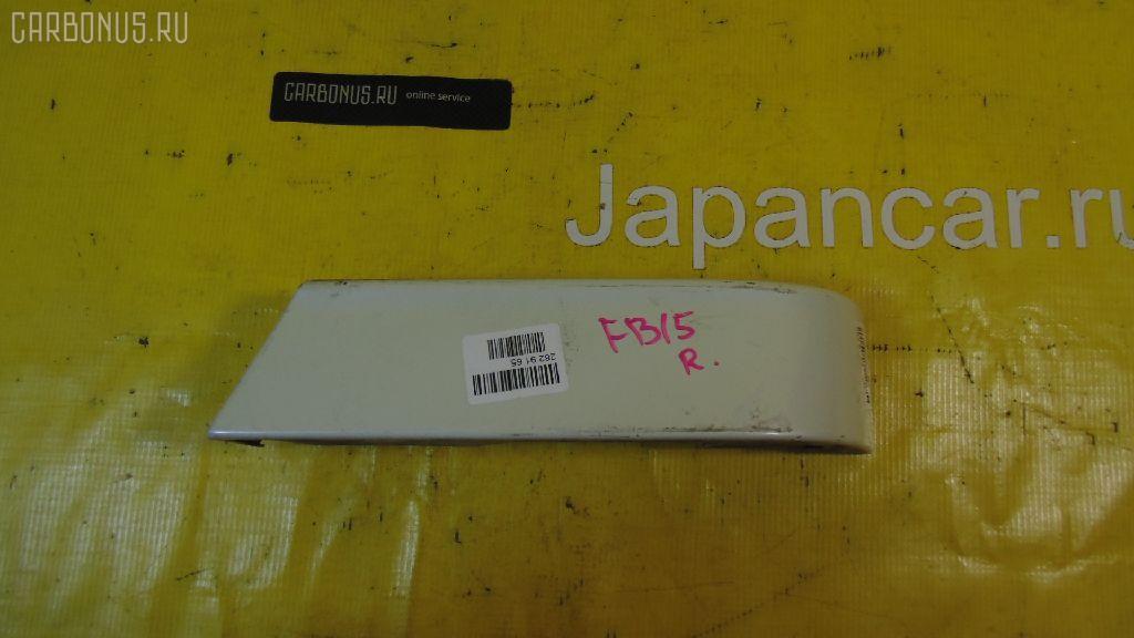 Планка задняя Nissan Sunny FB15 Фото 1