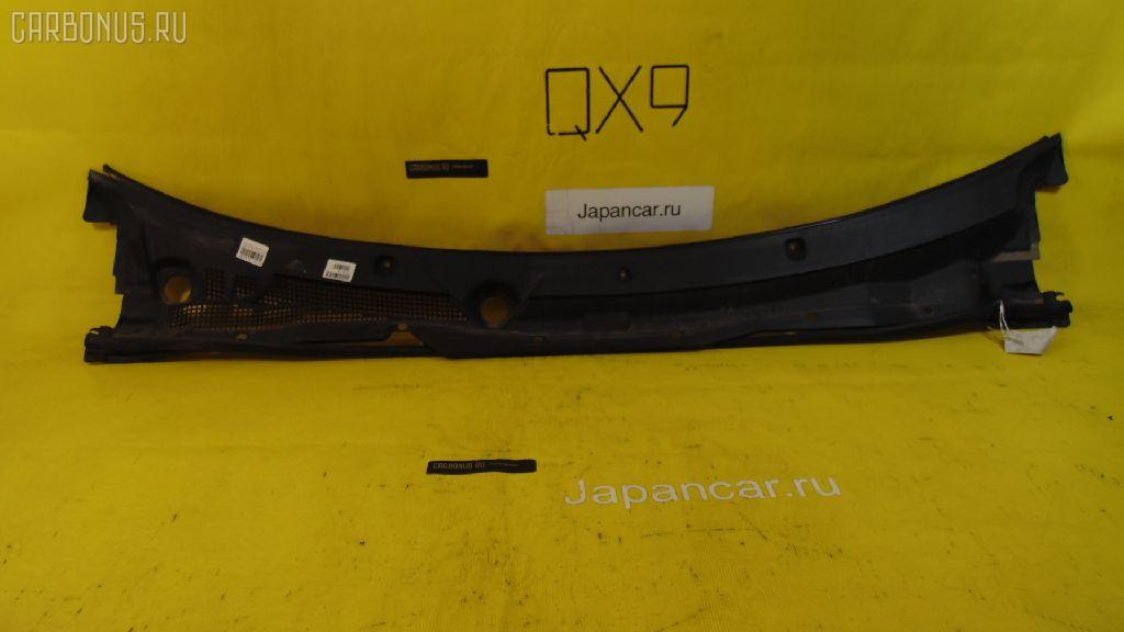 Решетка под лобовое стекло Nissan Wingroad WFY11 Фото 1