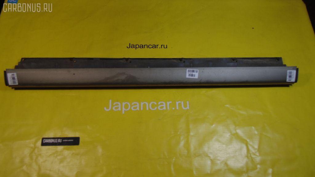 Порог кузова пластиковый ( обвес ) MITSUBISHI PAJERO JUNIOR H57A Фото 1