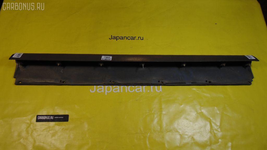 Порог кузова пластиковый ( обвес ) MITSUBISHI PAJERO JUNIOR H57A Фото 2