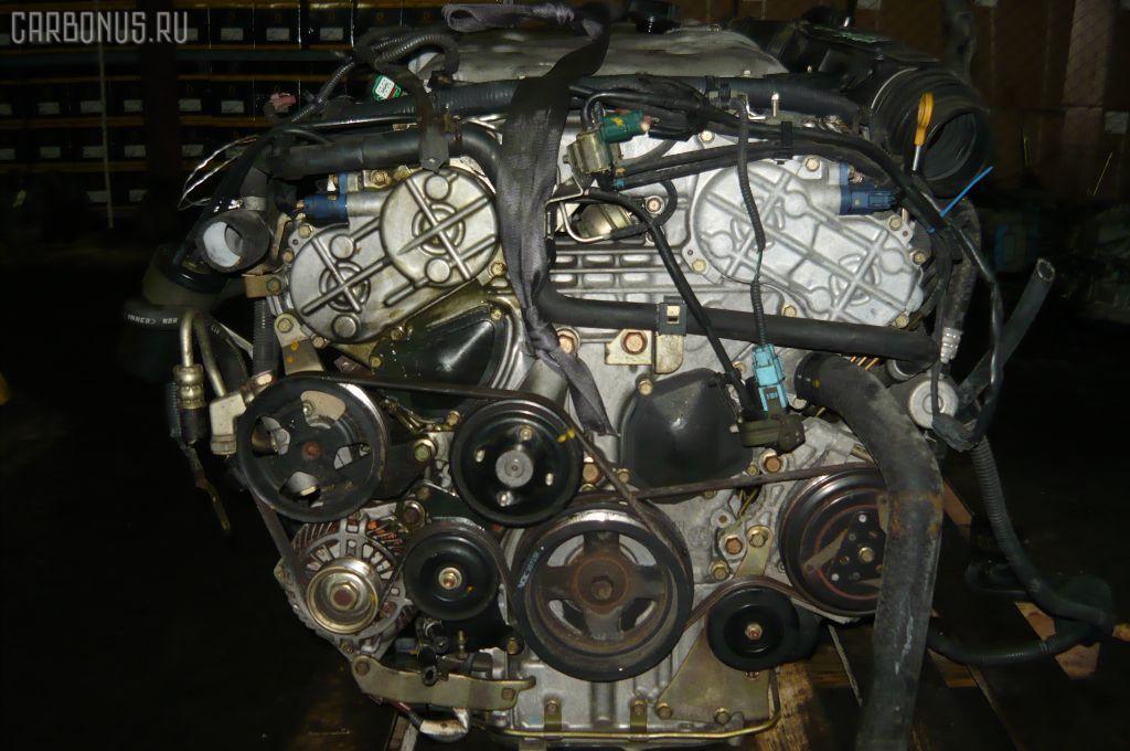 Двигатель NISSAN STAGEA M35 VQ25DD. Фото 10