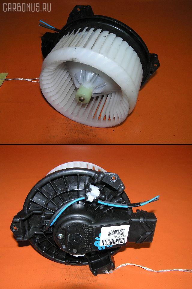Мотор печки TOYOTA VITZ SCP90. Фото 3