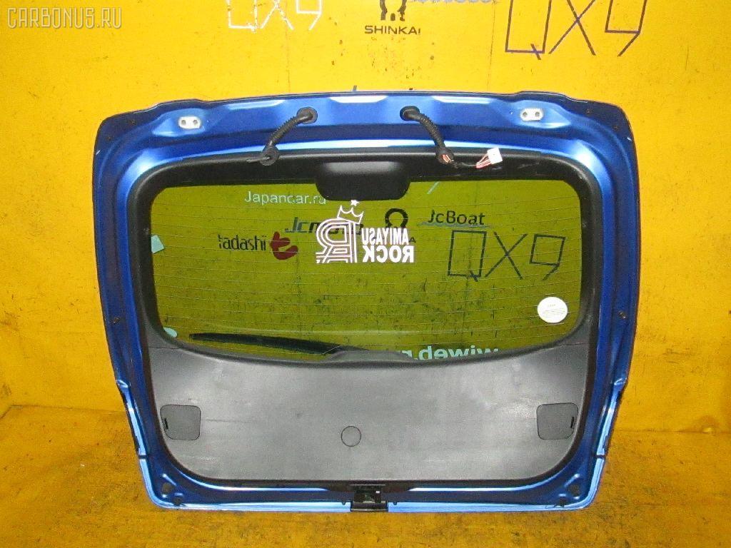 Дверь задняя MAZDA AXELA BK5P.  Фото 8.