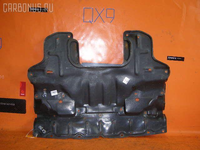 Защита двигателя TOYOTA CHASER SX80 4S-FE Фото 1