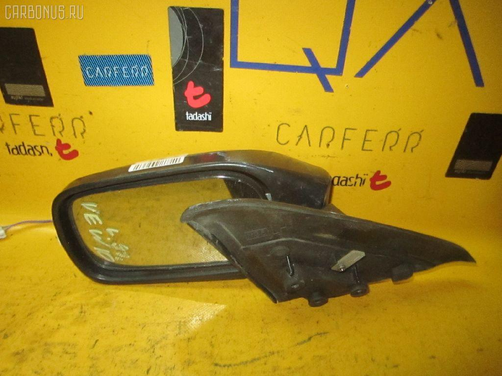 Зеркало двери боковой Nissan Avenir VEW10 Фото 1