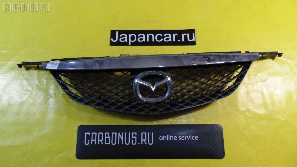 Решетка радиатора Mazda Premacy CP8W Фото 1