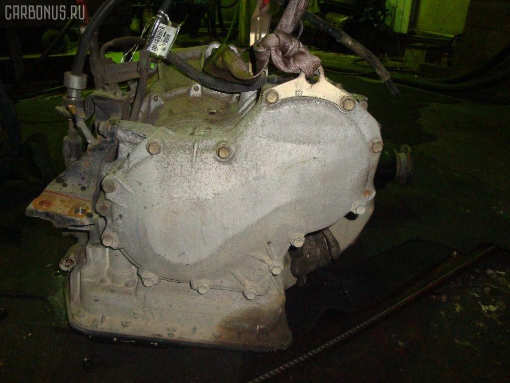 КПП автоматическая TOYOTA RAUM EXZ15 5E-FE. Фото 4