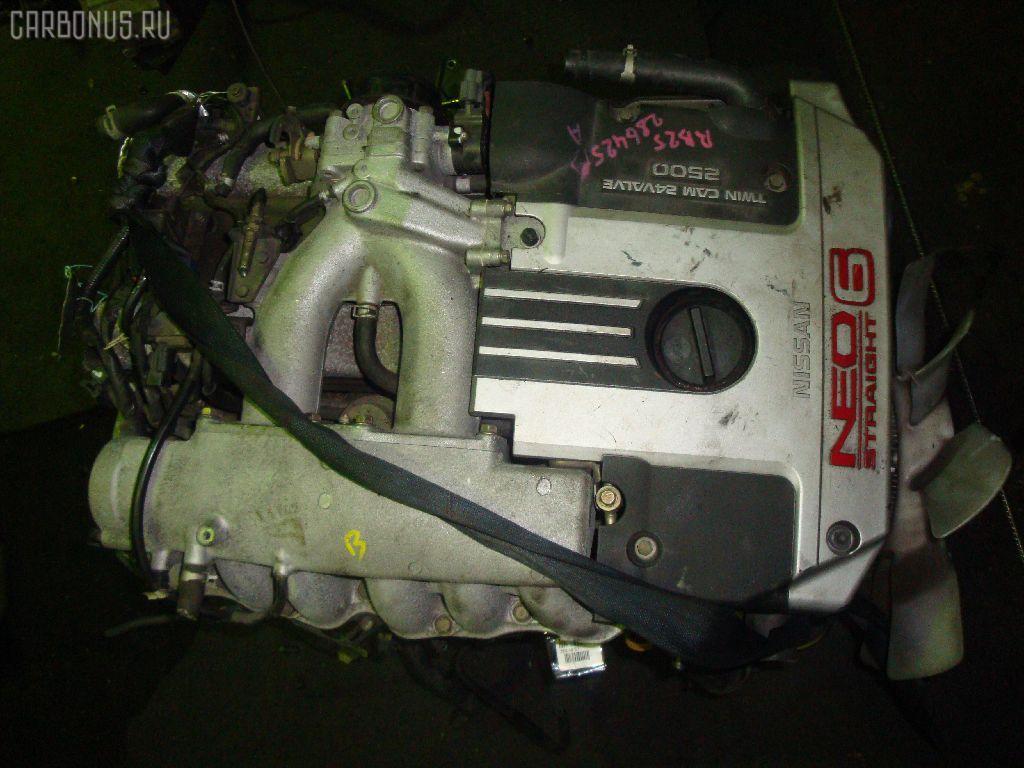 Двигатель NISSAN SKYLINE ENR34 RB25DE. Фото 2