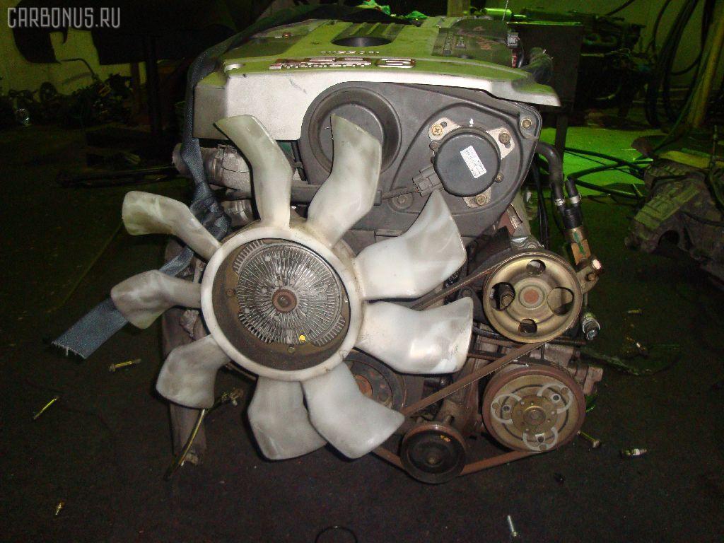 Двигатель NISSAN SKYLINE ENR34 RB25DE. Фото 4