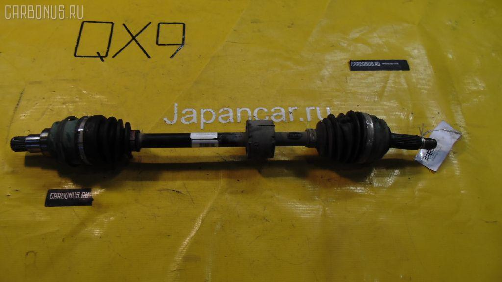 Привод TOYOTA PASSO QNC10 K3-VE Фото 1