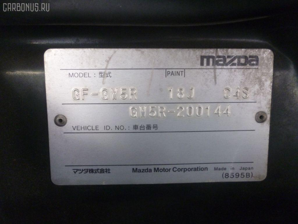 Тормозной диск MAZDA CAPELLA WAGON GW5R KL-ZE Фото 6