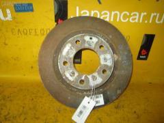 Тормозной диск MAZDA CAPELLA WAGON GW5R KL-ZE Фото 1