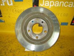 Тормозной диск MAZDA CAPELLA WAGON GW5R KL-ZE Фото 2