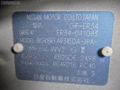 Консоль спидометра Nissan Skyline ER34 Фото 6