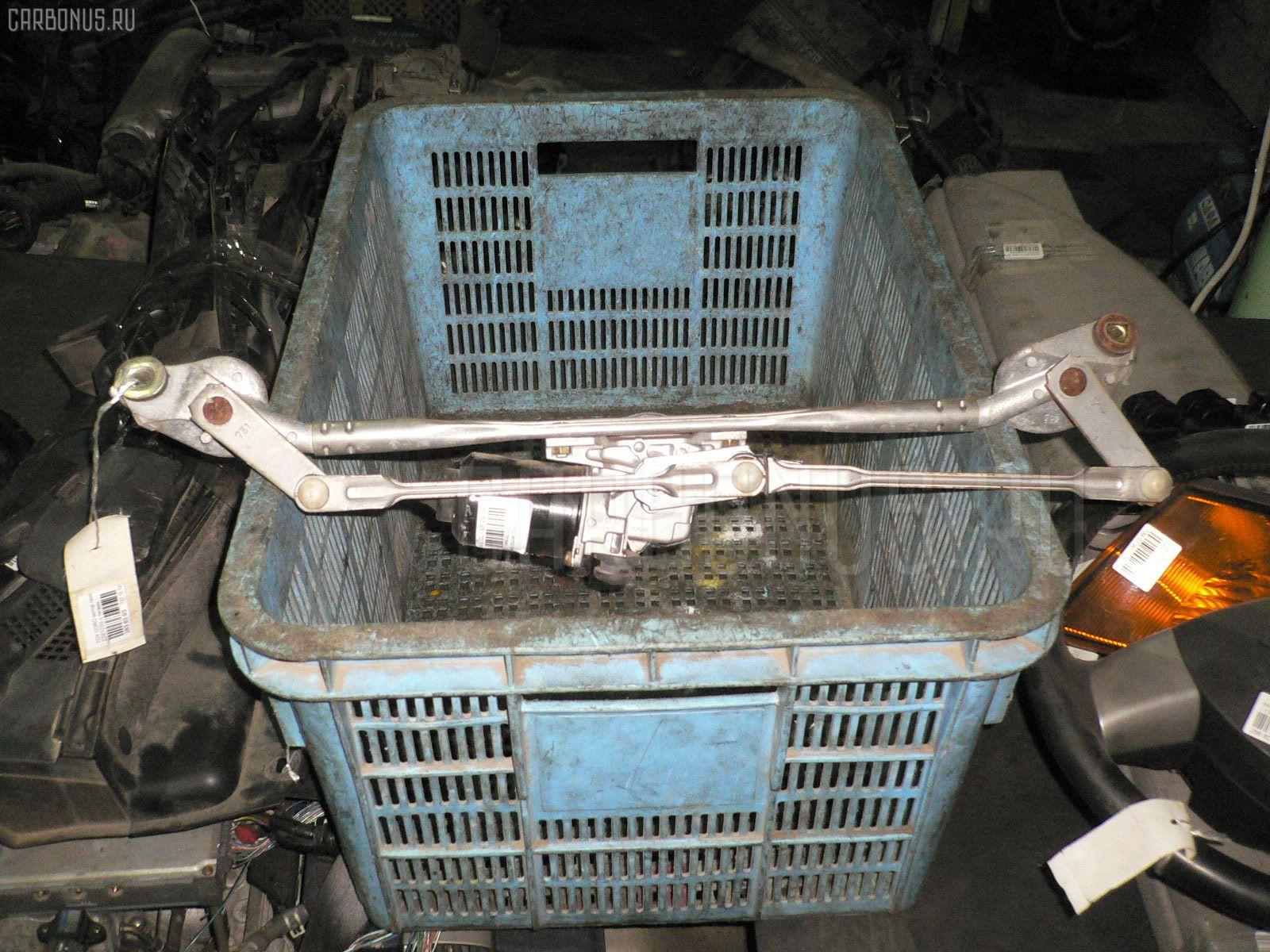 Мотор привода дворников Toyota Corolla fielder ZZE122G Фото 1