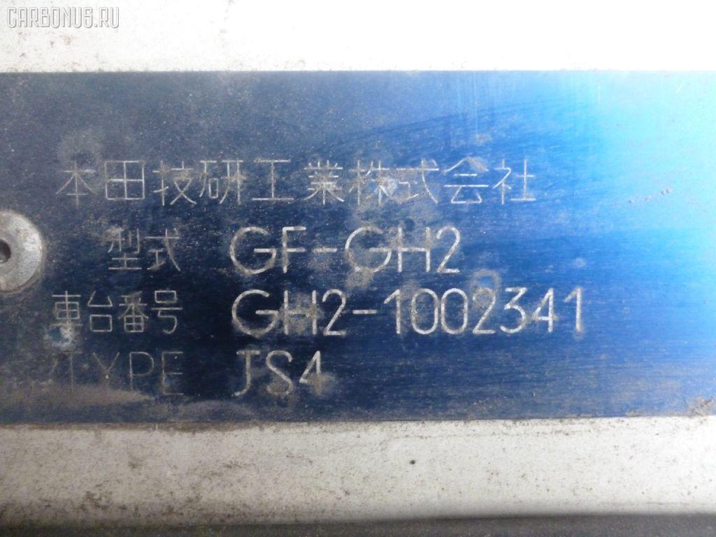 Радиатор печки HONDA HR-V GH2 D16A Фото 7
