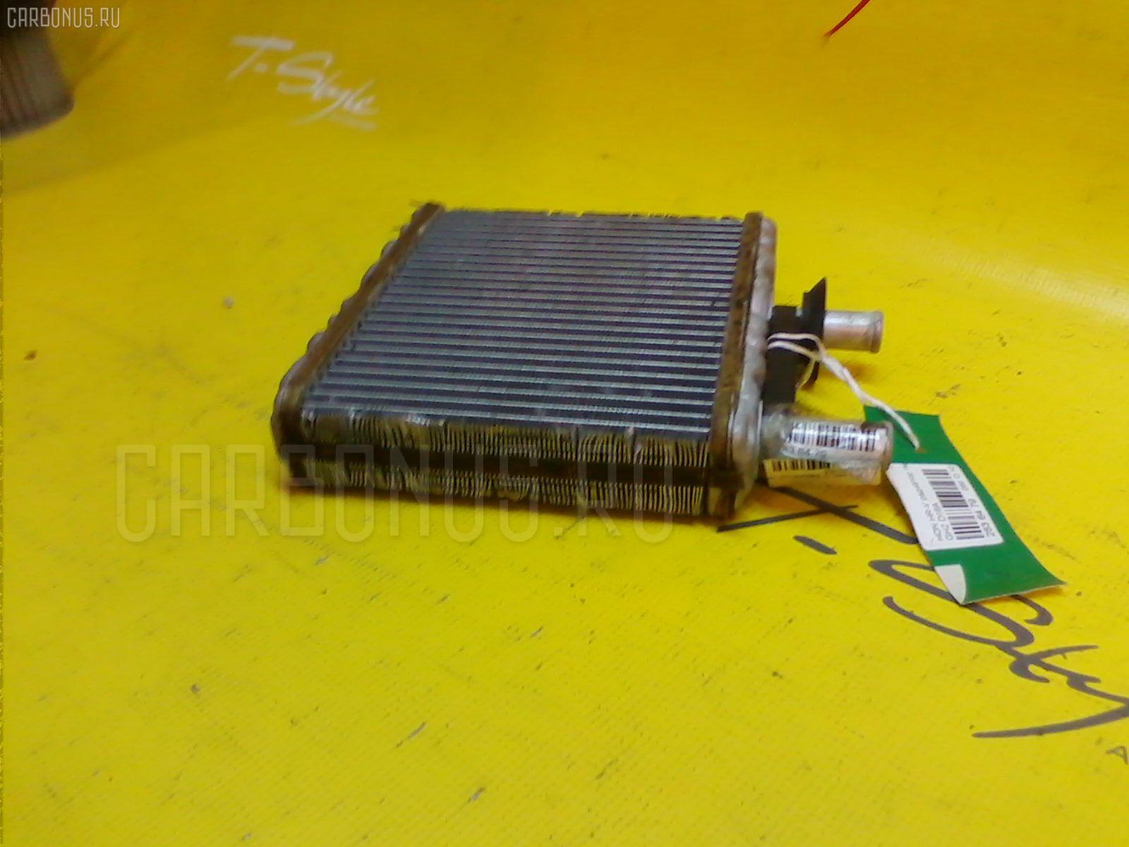 Радиатор печки HONDA HR-V GH2 D16A Фото 2