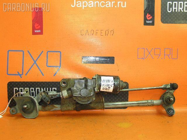 Мотор привода дворников MITSUBISHI AIRTREK CU2W. Фото 2