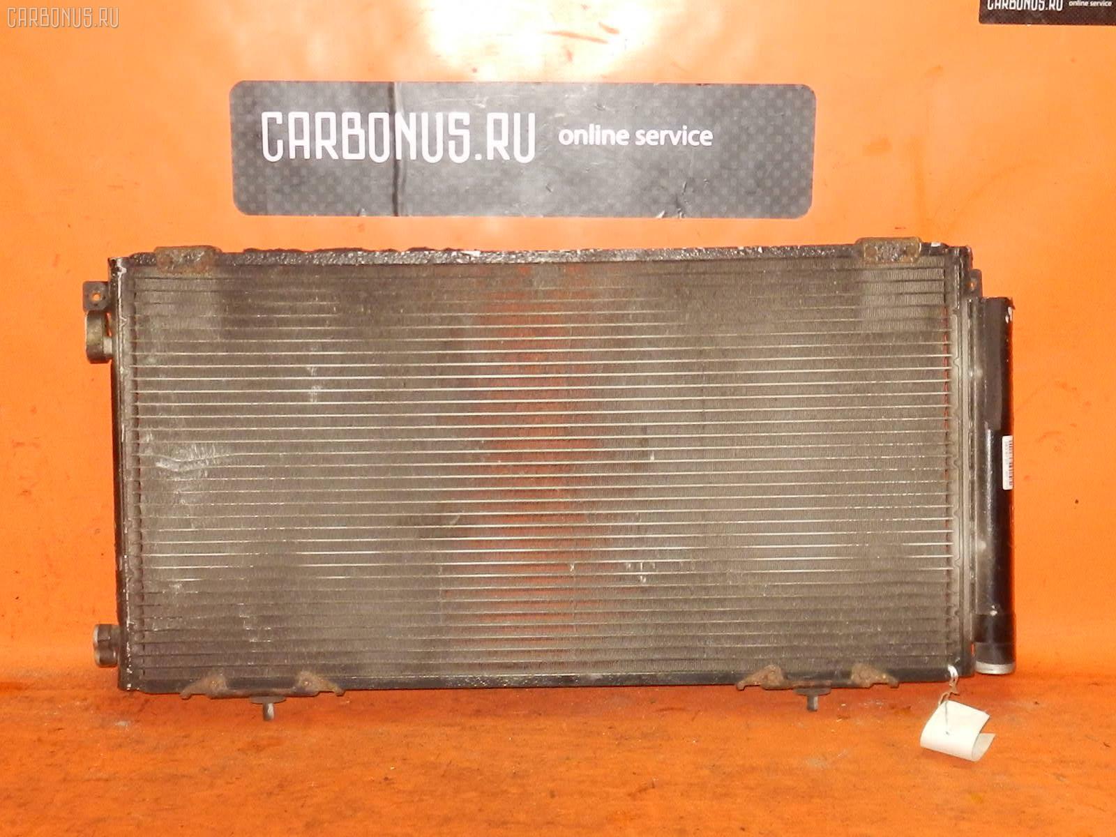Радиатор кондиционера SUBARU LEGACY LANCASTER BHE EZ30D. Фото 3