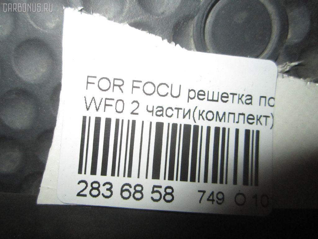Решетка под лобовое стекло FORD FOCUS WF0EDD Фото 8