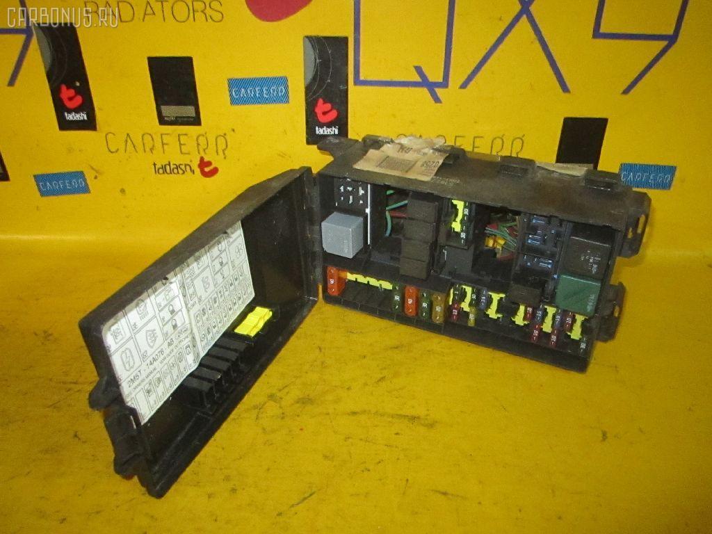 Блок предохранителей FORD FOCUS WF0EDD EDDB. Фото 1