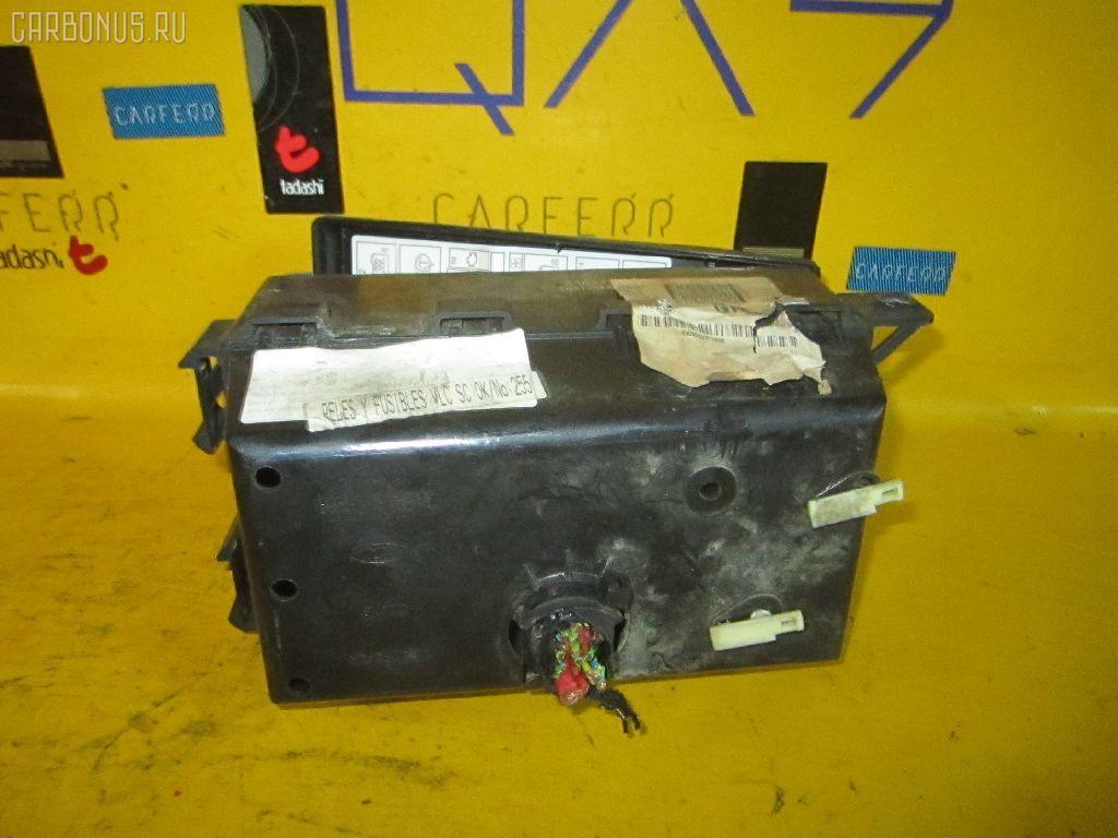 Блок предохранителей FORD FOCUS WF0EDD EDDB. Фото 2
