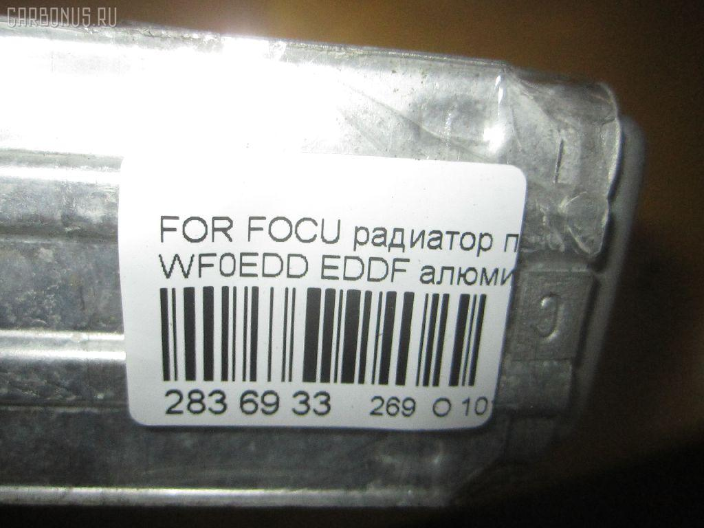 Радиатор печки FORD FOCUS WF0EDD EDDF Фото 9