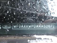 Шторка багажника FORD FOCUS WF0EDD Фото 7
