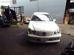 Защита антигравийная Mercedes-benz C-class W203.035 111.951 Фото 2