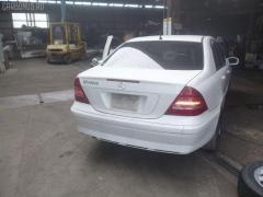 Защита антигравийная Mercedes-benz C-class W203.035 111.951 Фото 3