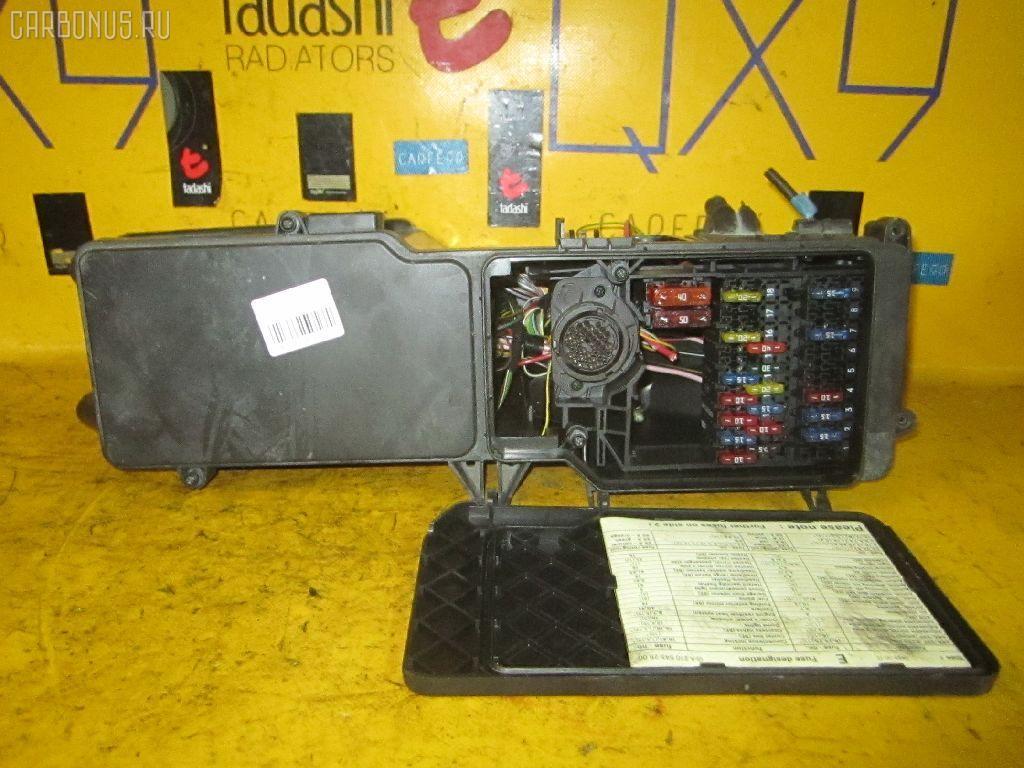Блок предохранителей MERCEDES-BENZ E-CLASS STATION WAGON S210.262 112.914 Фото 1
