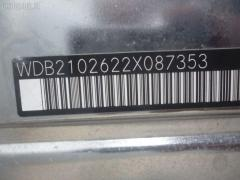 Шланг кондиционера MERCEDES-BENZ E-CLASS STATION WAGON S210.262 112.914 Фото 2