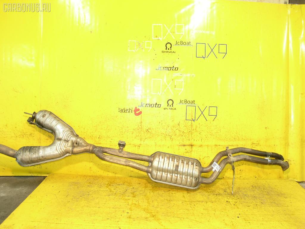 Глушитель BMW 5-SERIES E39-DT42 M54-256S5 Фото 1