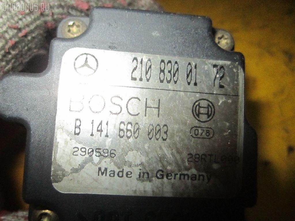 Датчик вредных газов наружнего воздуха MERCEDES-BENZ E-CLASS W210.055 Фото 3