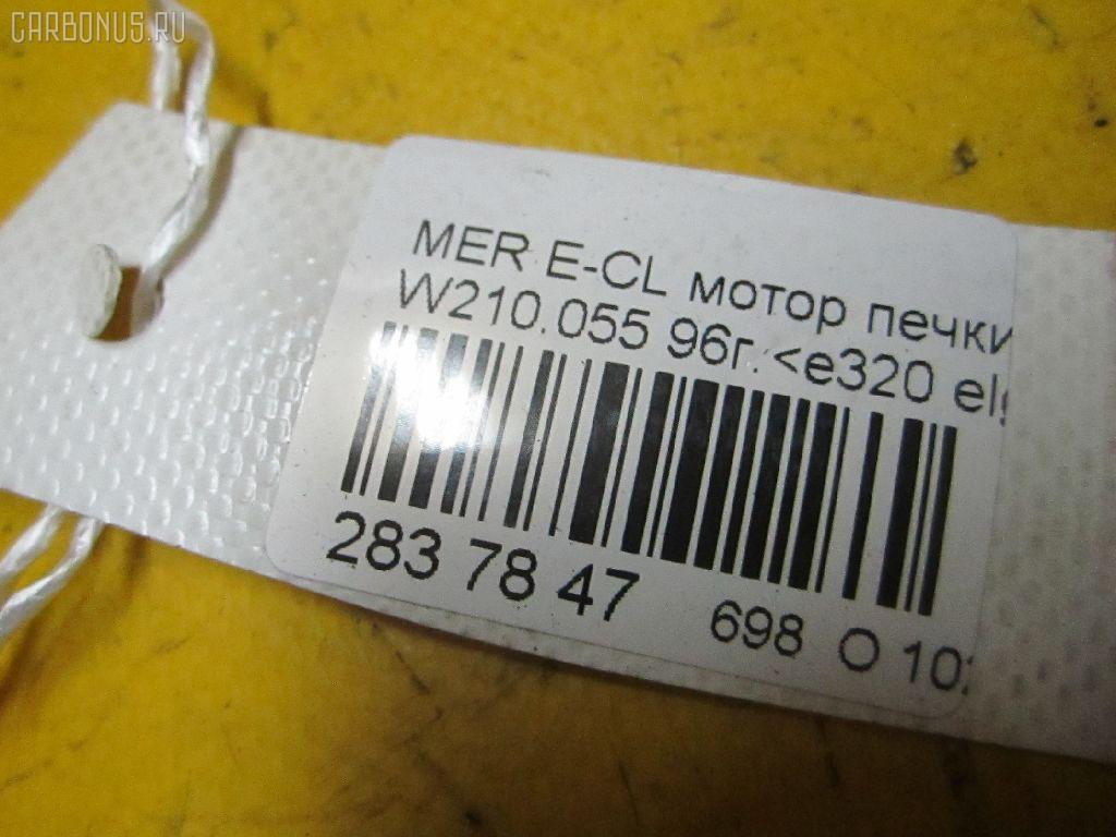 Блок управления климатконтроля MERCEDES-BENZ E-CLASS W210.055 Фото 7