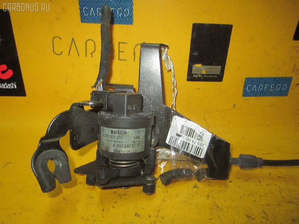 Педаль подачи топлива MERCEDES-BENZ E-CLASS W210.055 104.995. Фото 1