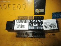 Реле стеклоочистителей MERCEDES-BENZ S-CLASS W140.032 104.990 Фото 1