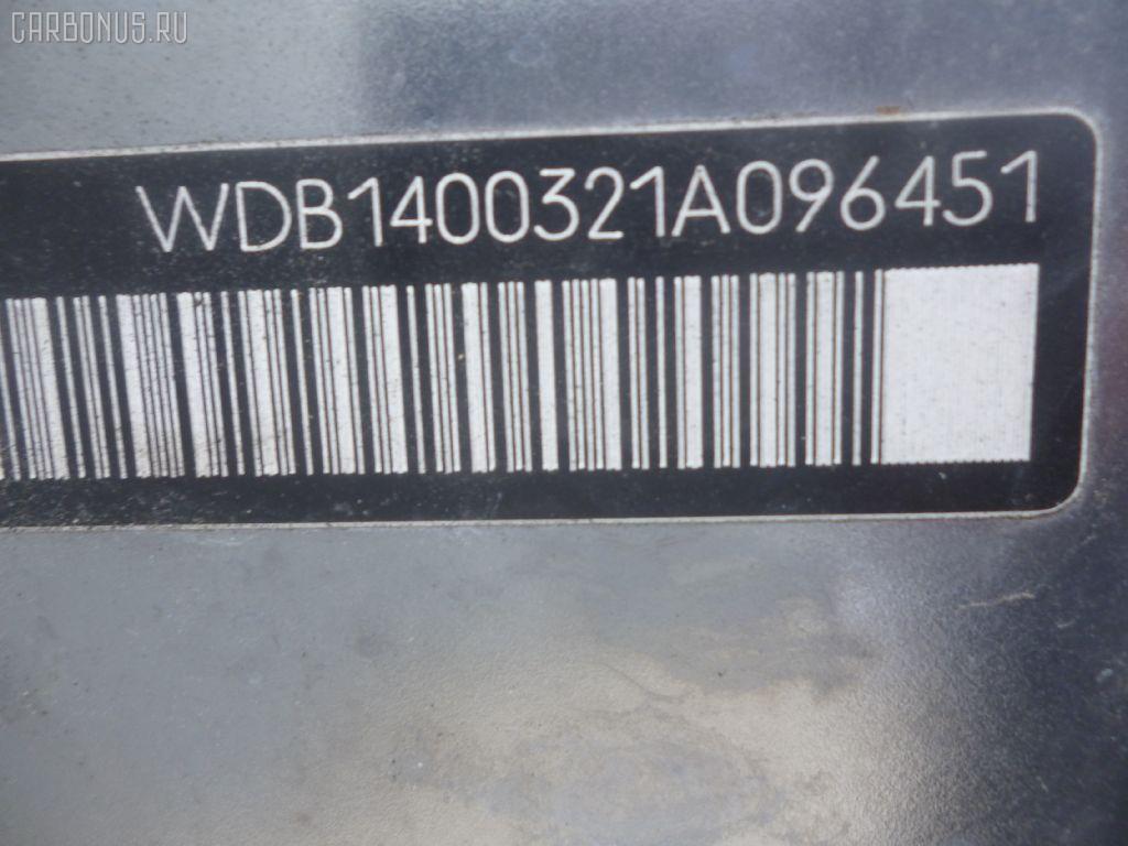Блок управления климатконтроля MERCEDES-BENZ S-CLASS W140.032 104.990 Фото 6