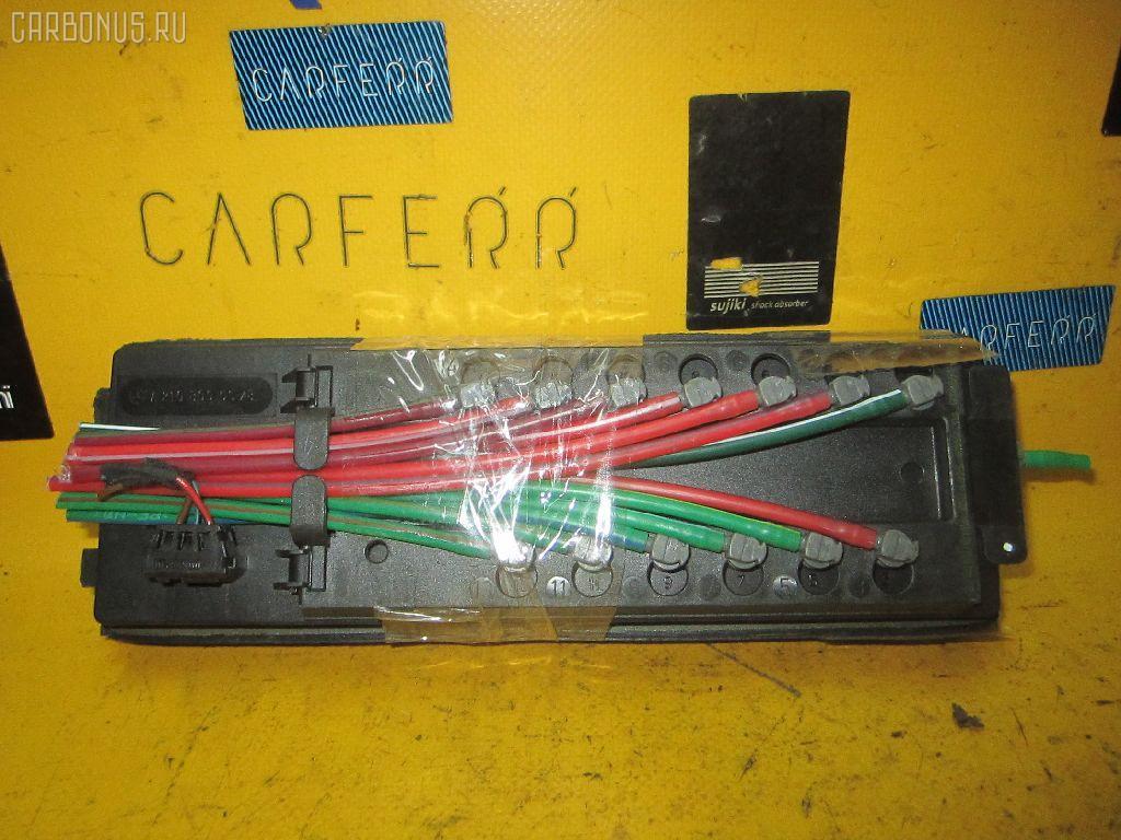Блок управления климатконтроля MERCEDES-BENZ E-CLASS STATION WAGON S210.265 112.941 Фото 1